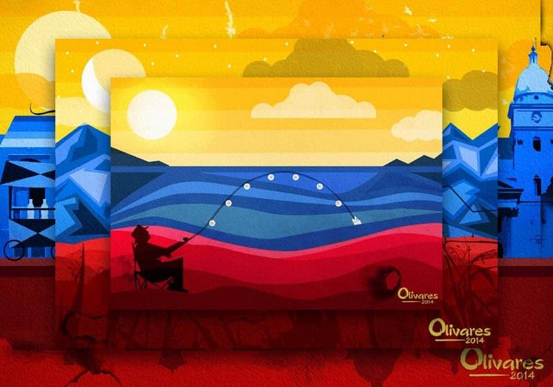 Olivares - Composición - 2014
