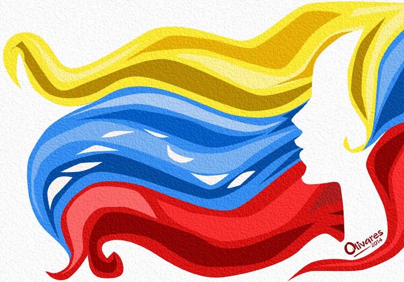 Olivares - Dedicado a las mujeres valientes con V de Venezuela - 2014