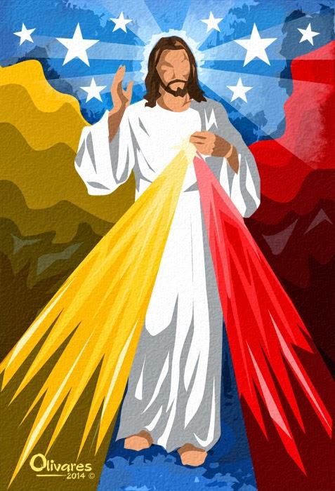Olivares - Jesus misericordia - 2014
