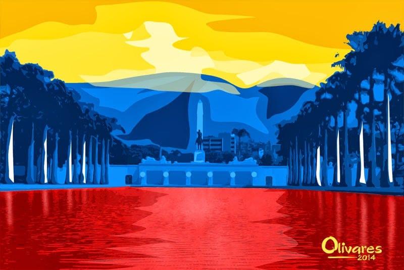 Olivares - Los Proceres - 2014