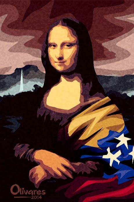 Olivares - Mona Lisa - 2014