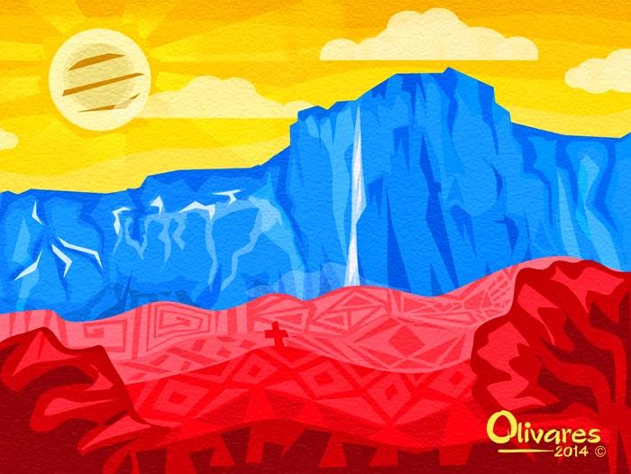 Olivares - Salto Angel - 2014