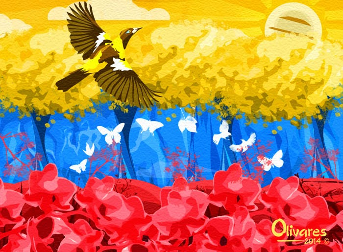 Olivares - Simbolos naturales - 2014