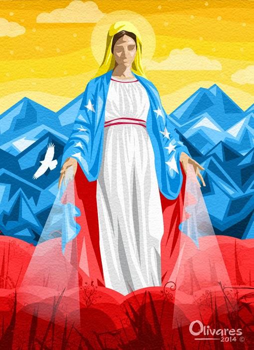 Olivares - Virgen de la Paz - 2014