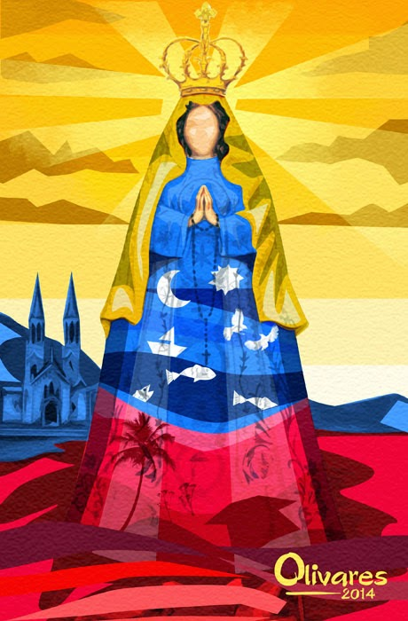 Olivares - Virgen del Valle - 2014
