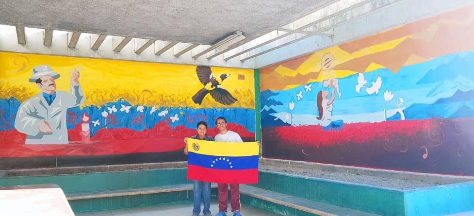 Mural con Fundación Colibrí