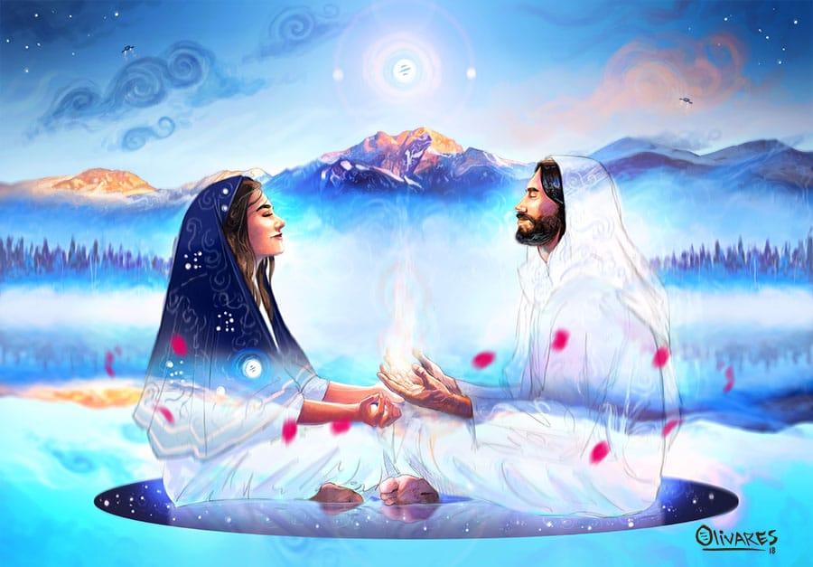 jesus y maria small