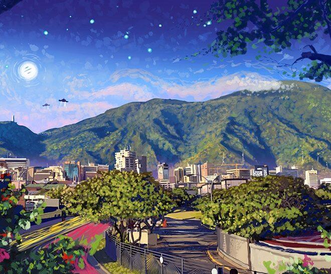 Caracas 2019