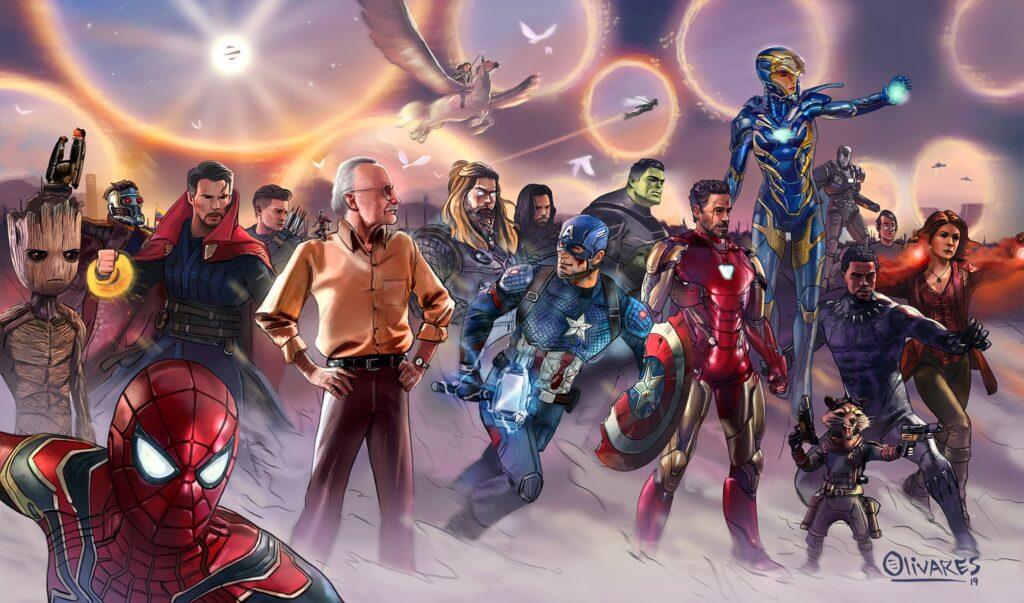 Avengers Olivares
