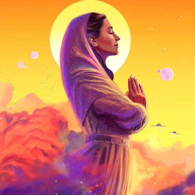 7.Maria y el poder de la oración Olivares